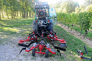 Viticulture rang complet + tonte rotofil