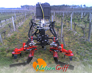 NaturaGriff-tools for the vinegrowing